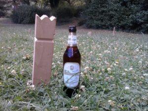 Kubb und Bier